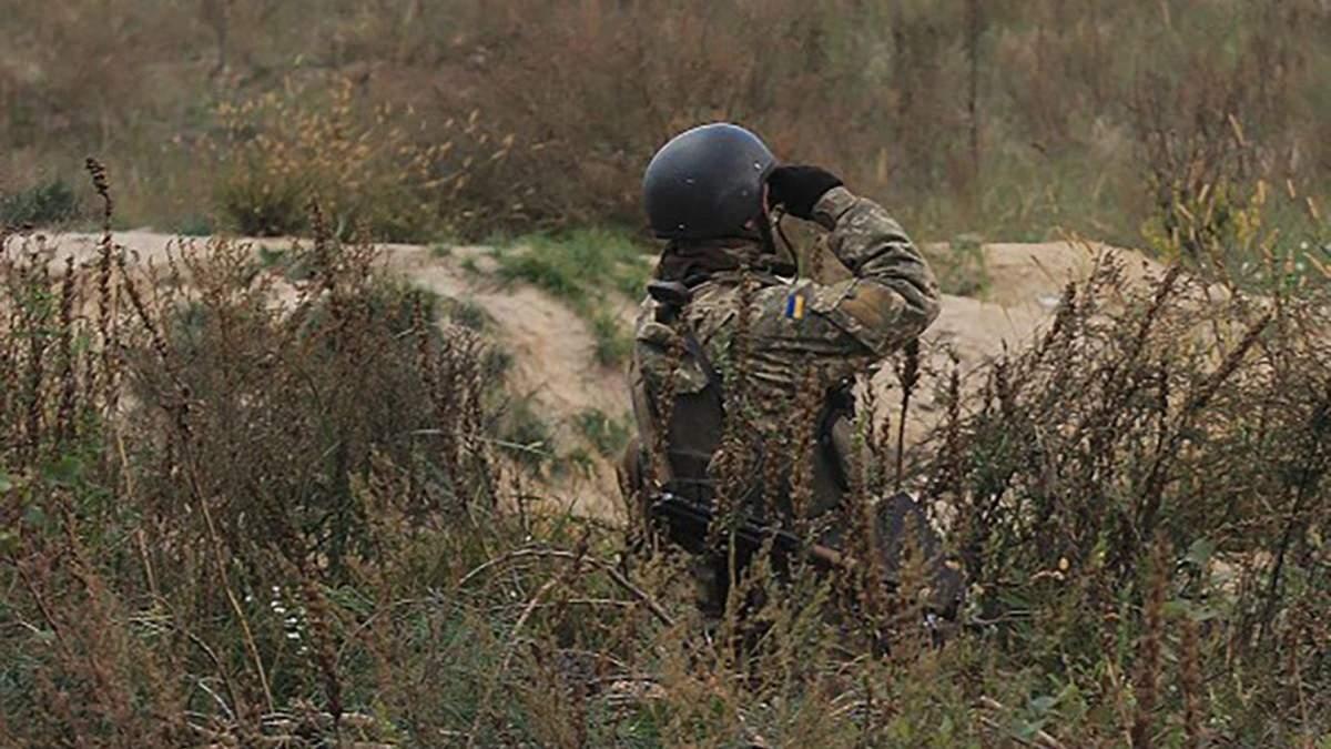 Окупанти порушили режим припинення вогню: стріляли з гранатомета