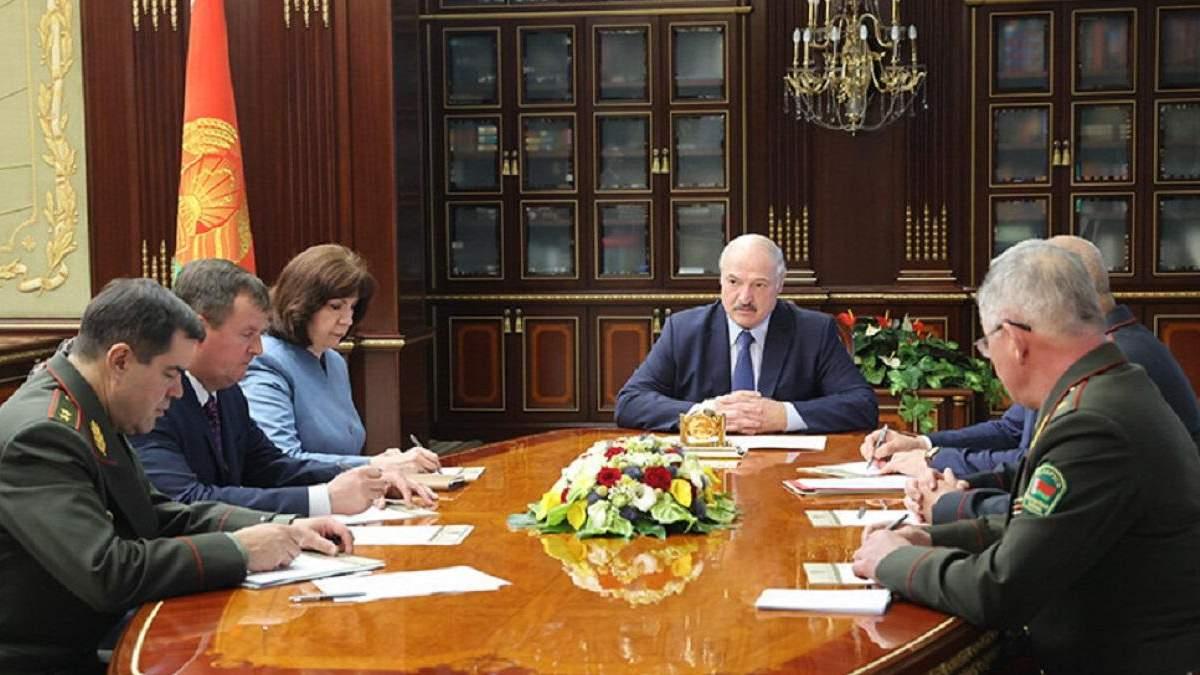 Протести під забороною: які рішення прийняла Рада безпеки Білорусі