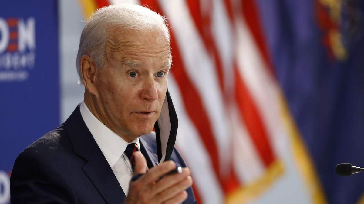 Байден заявив, що надасть Україні смертельну зброю, якщо переможе на виборах президента США 2020