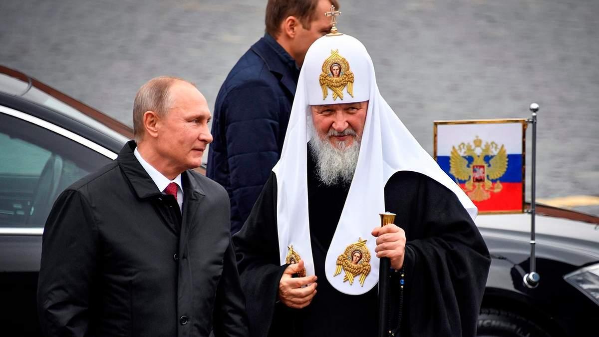 Верные слуги кремлевского божка: почему РПЦ уволила главу белорусской церкви?