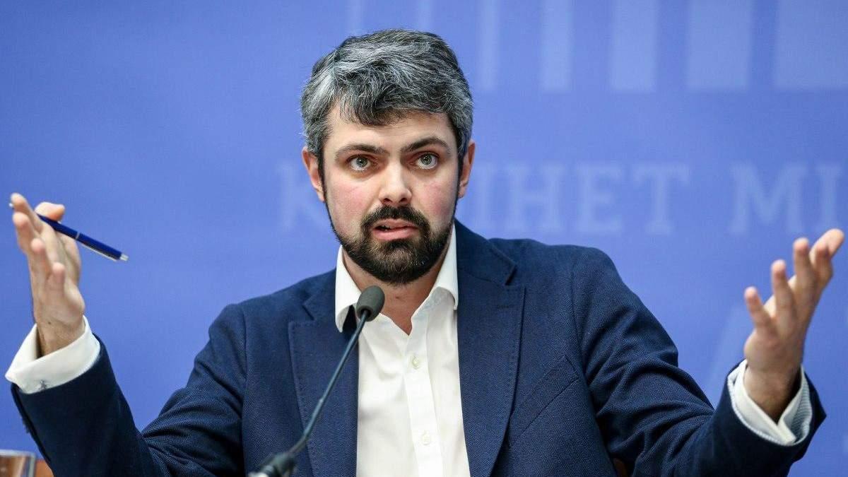 Дробович выступает против большого Государственного Герба Украины