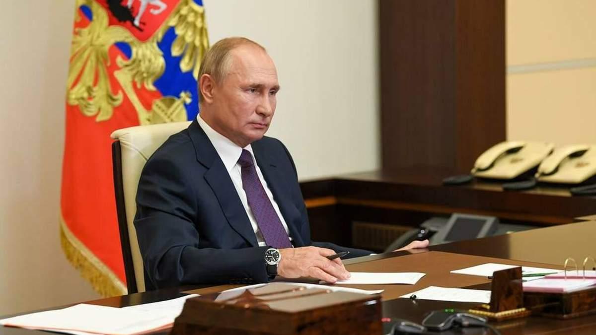 Путин по просьбе Лукашенко создал резерв правоохранителей: реакция оппозиции в Беларуси