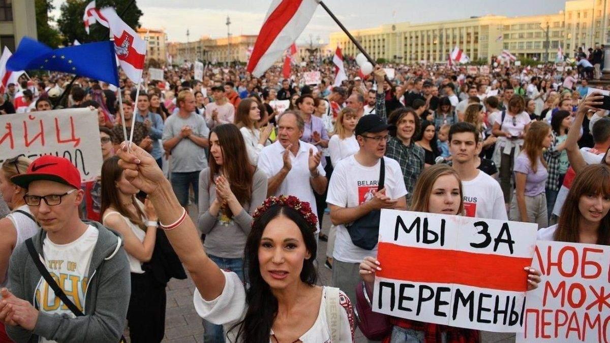Хто врятує Білорусь?