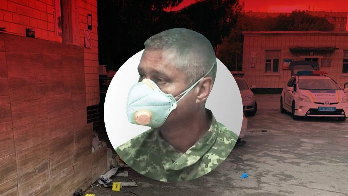 Майор Володимир Холодний збив трьох курсанток