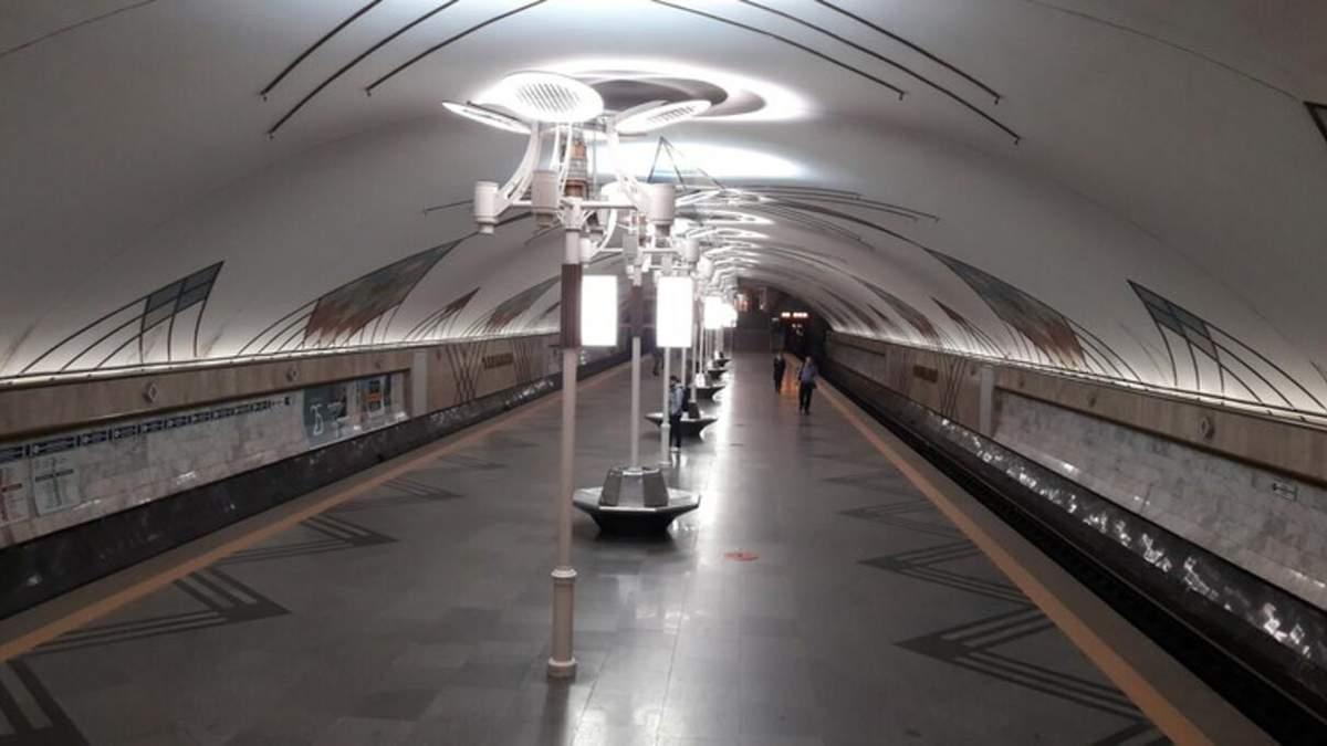 День пам'яті захисників України: у Києві на хвилину зупинився метрополітен