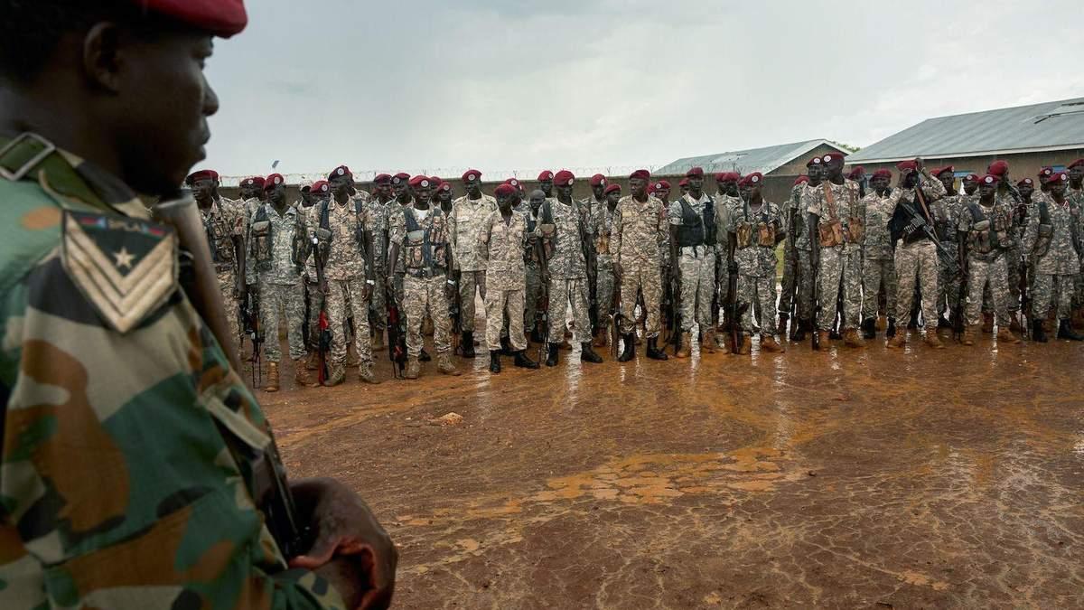 Після 17 років війни у Судані уряд уклав мирову угоду з повстанцями