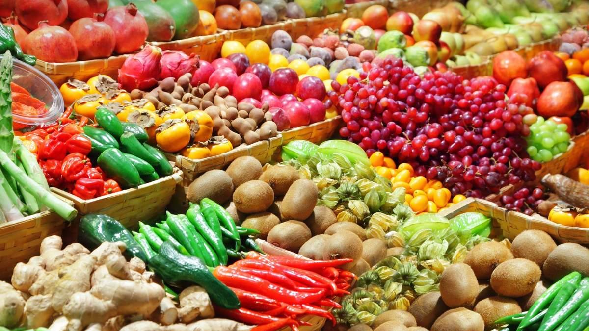 Ціни на овочі та фрукти: причини зростання вартості