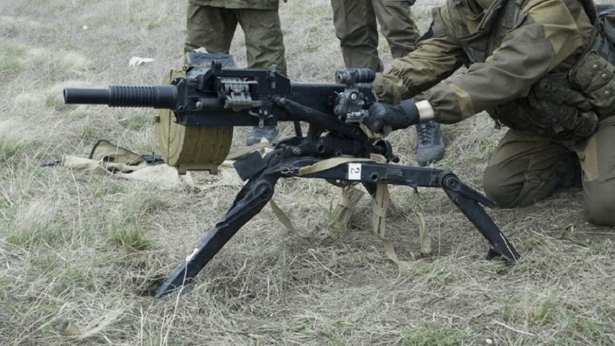 Боевики на Донбассе устроили провокации из гранатометов