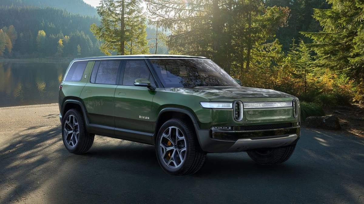 Інтер'єр нових Rivian складе конкуренцію Bentley та Lamborghini: вражаючі фото, відео
