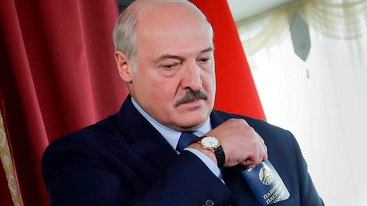 Лукашенко погрожує закрити кордони під Брестом та Гродно