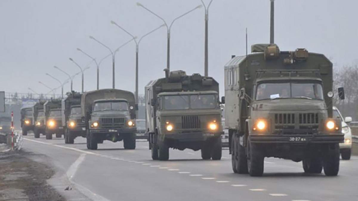 Чи можливе вторгнення Росії в Білорусь