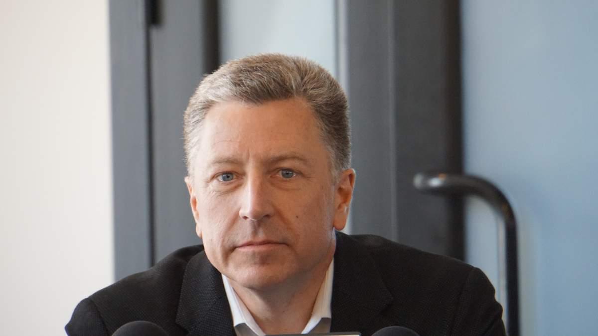 Курт Волкер працює в українській компанії BGS Rail