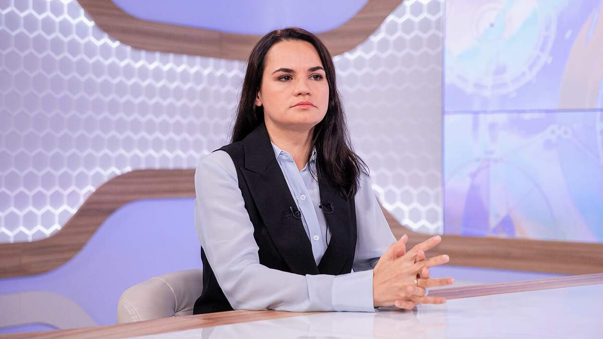 Выборы в Беларуси 2020 - Тихановская снова ответила чей Крым - 24tv