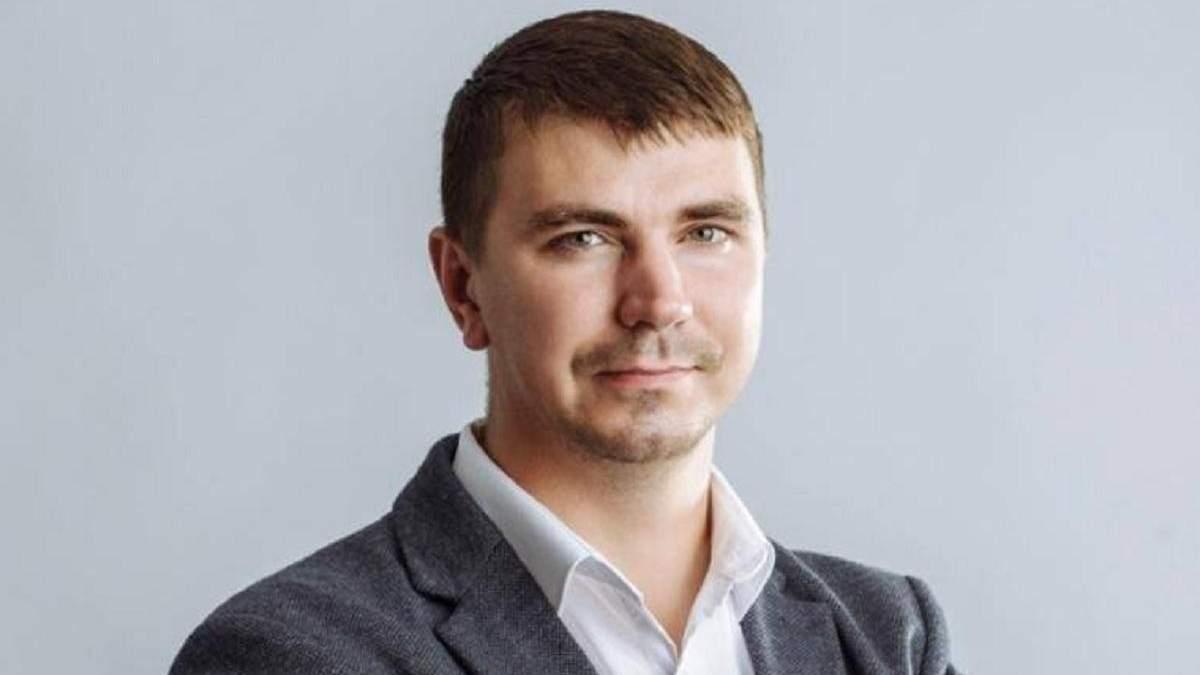 На Полякова напали в Києві 02.09.2020