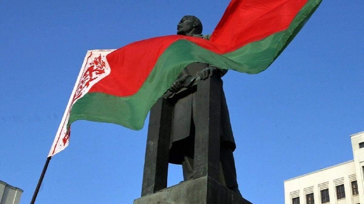 Білорусь погрожує країнам Балтії санкціями