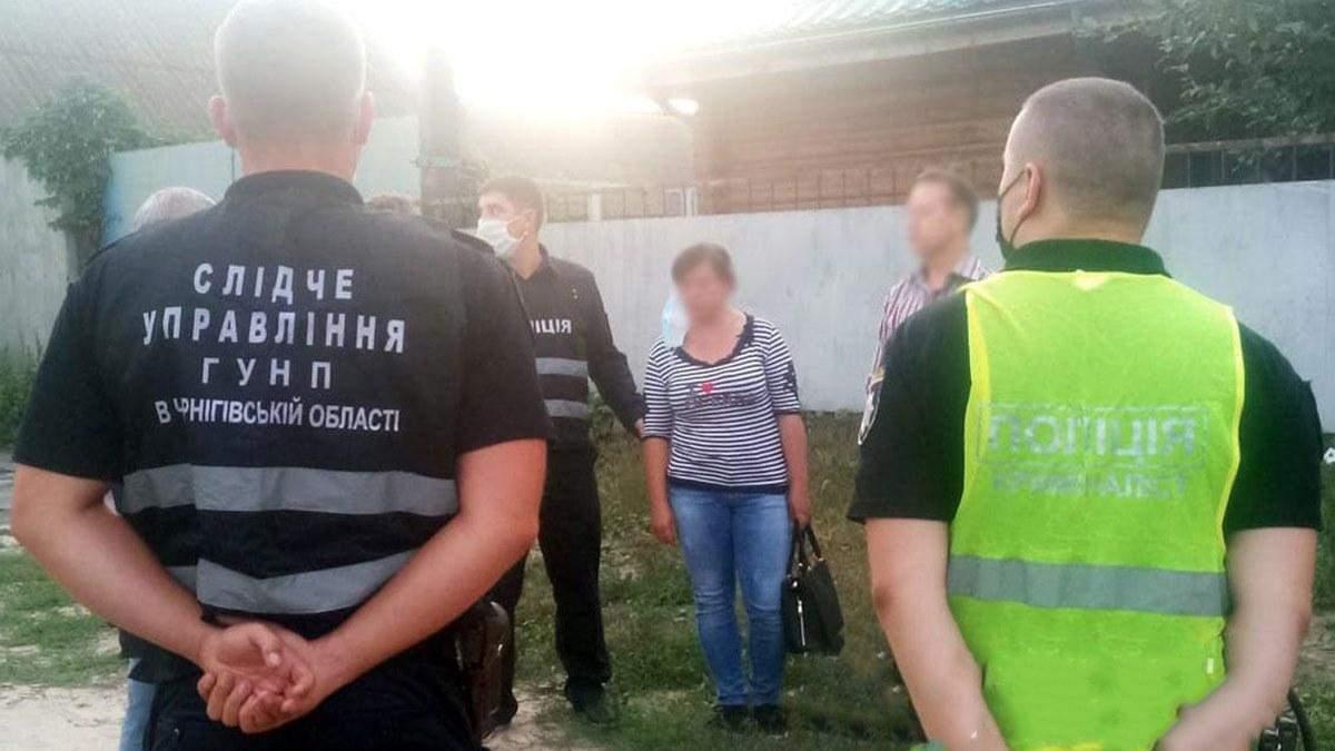Поліція затримала жінку за підозрою у вбивстві чоловіка