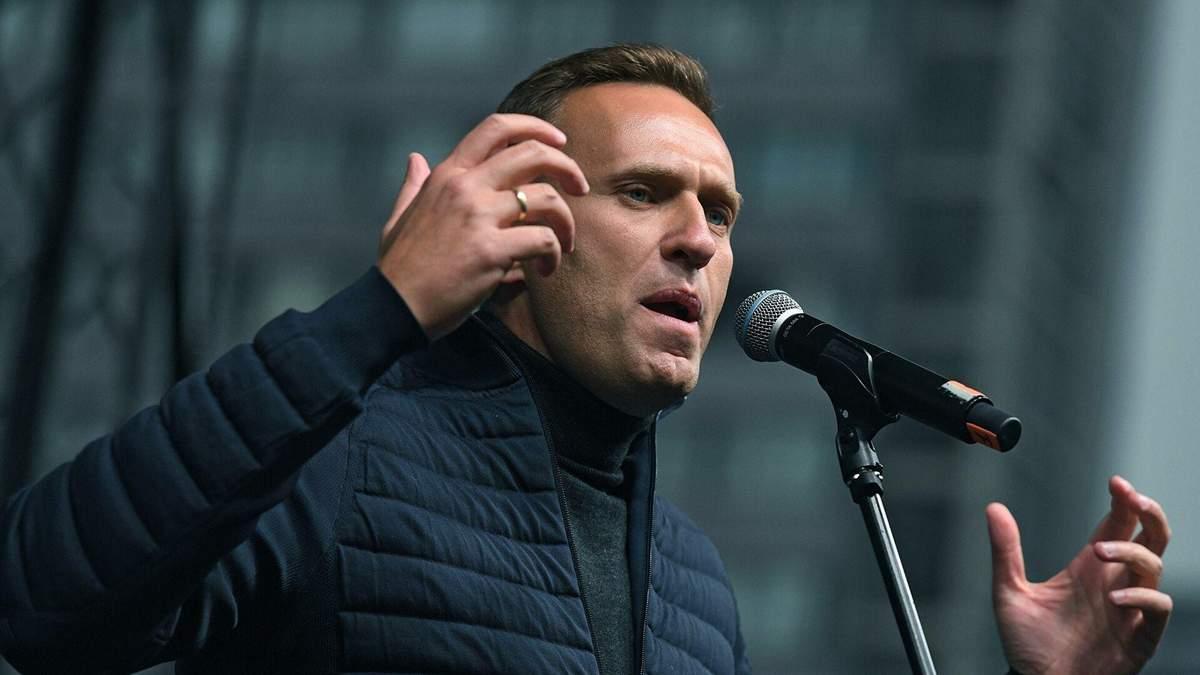 Навального отруїли Новачком: МЗС України відреагувало на цю інформацію