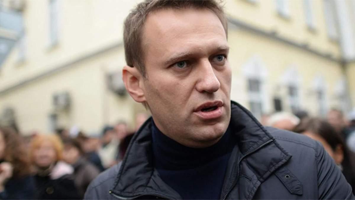 Отруєння Навального: як саме його отруїли Новачком - версії