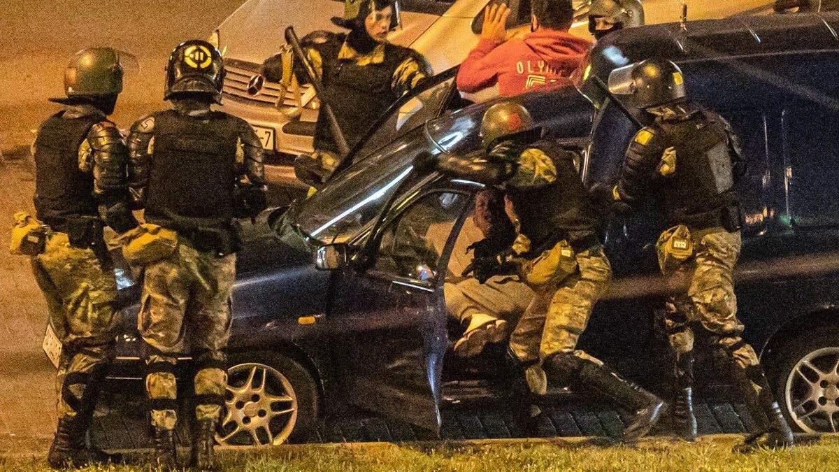 Почему Лавров врет об украинском следе в протестах в Беларуси?
