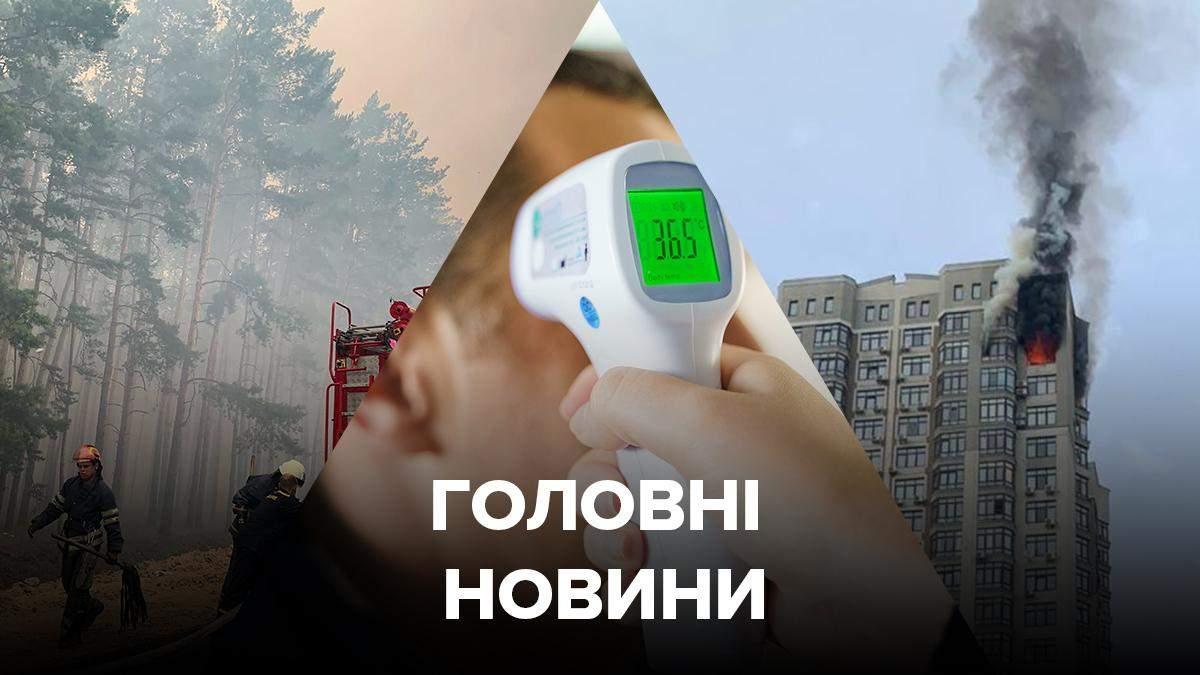 Новини 3 вересня 2020 – новини України та світу