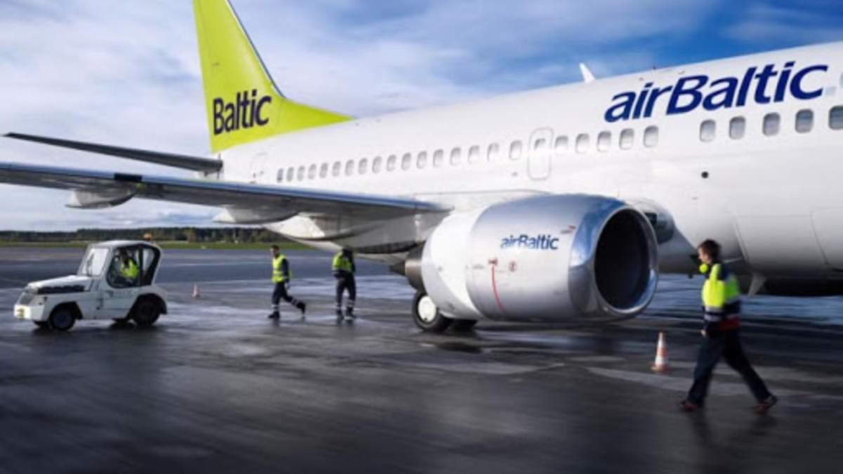 AirBaltic анонсувала запуск авіарейсу з Вільнюса до Києва: дати і ціни