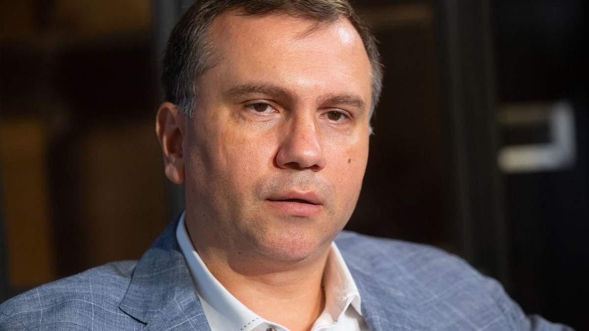 Одіозний суддя ОАСК Павло Вовк