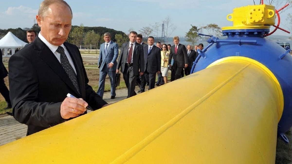 Білорусь домовилася про ціну газу, який купує в Росії