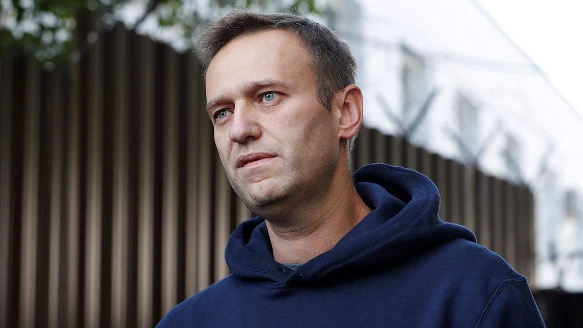 ЄС про отруєння Навального: спершу розслідування, а тоді санкції