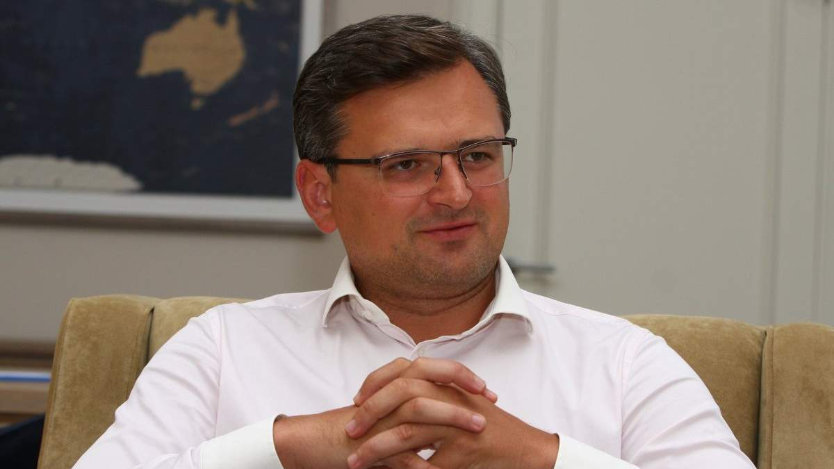 Кулеба назвав найбільші ризики для України від подій у Білорусі