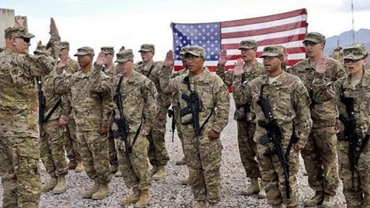 США перекинуть війська в Литву: причина