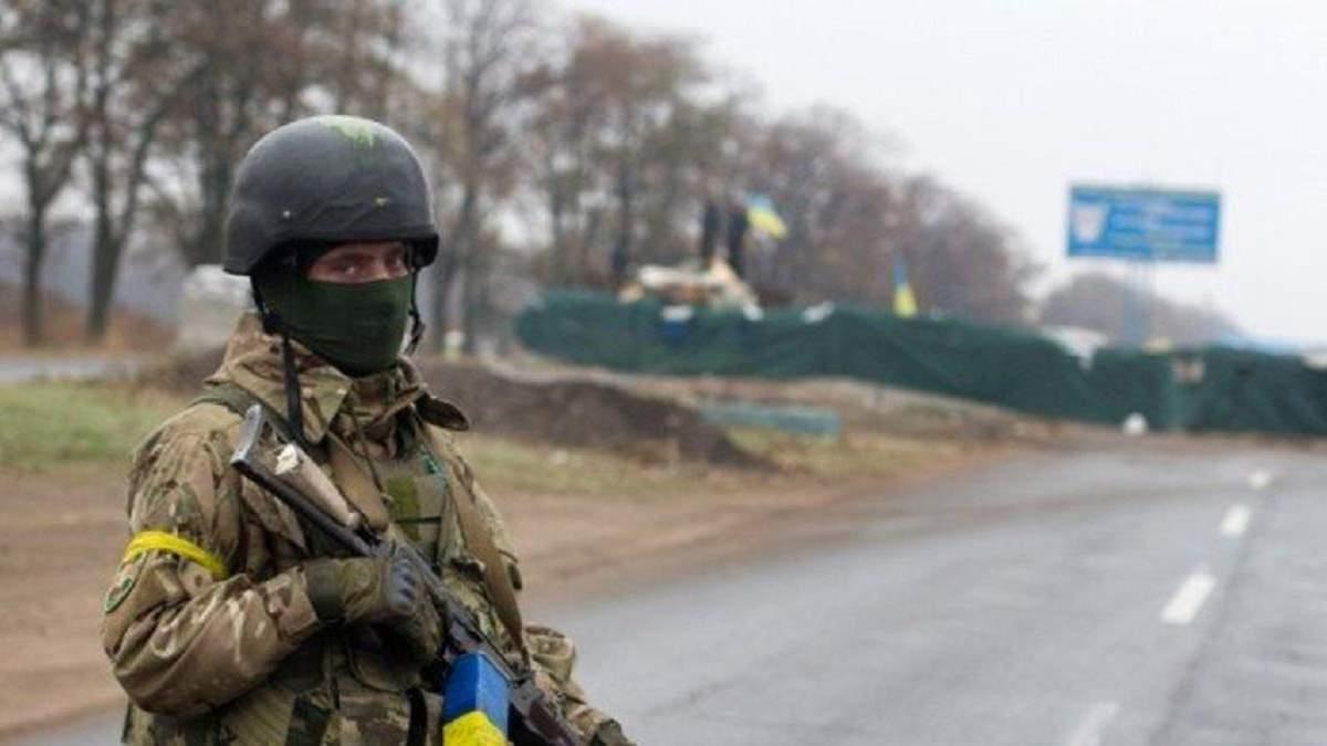 Щоб Україна почала перемовини з Донбасом, потрібно відновити контроль за кордоном