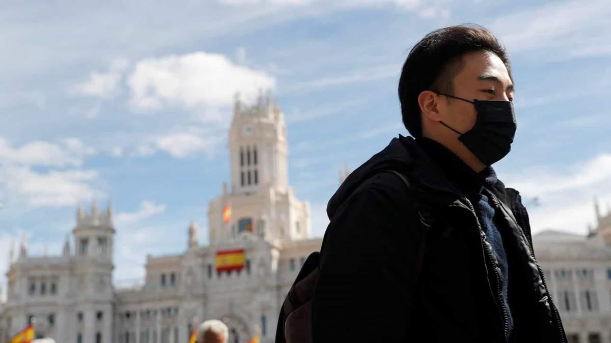 В Іспанії посилюють обмеження на масові заходи