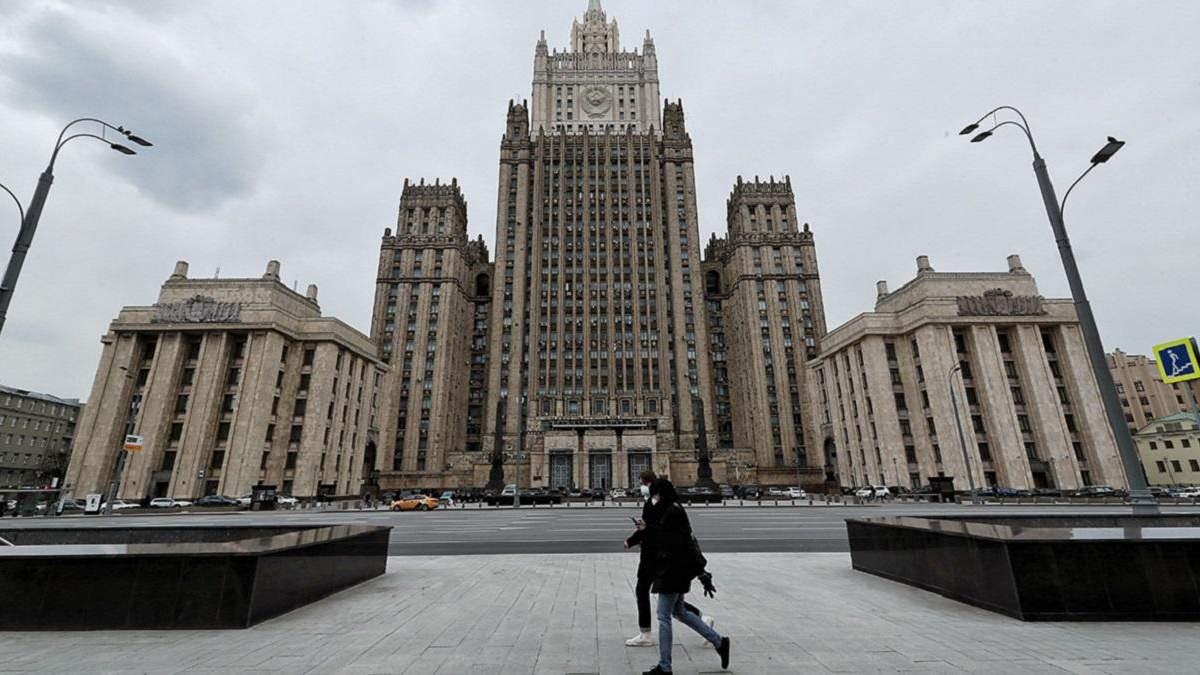"""Після отруєння Навального Росія почала відхрещуватися від """"Новачка"""""""