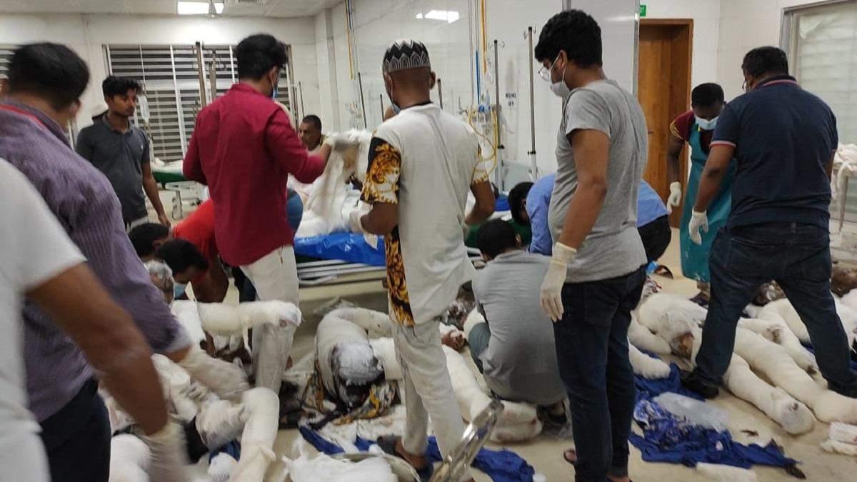 Вибух у мечеті в Бангладеш 05.09.2020: 16 загиблих, фото