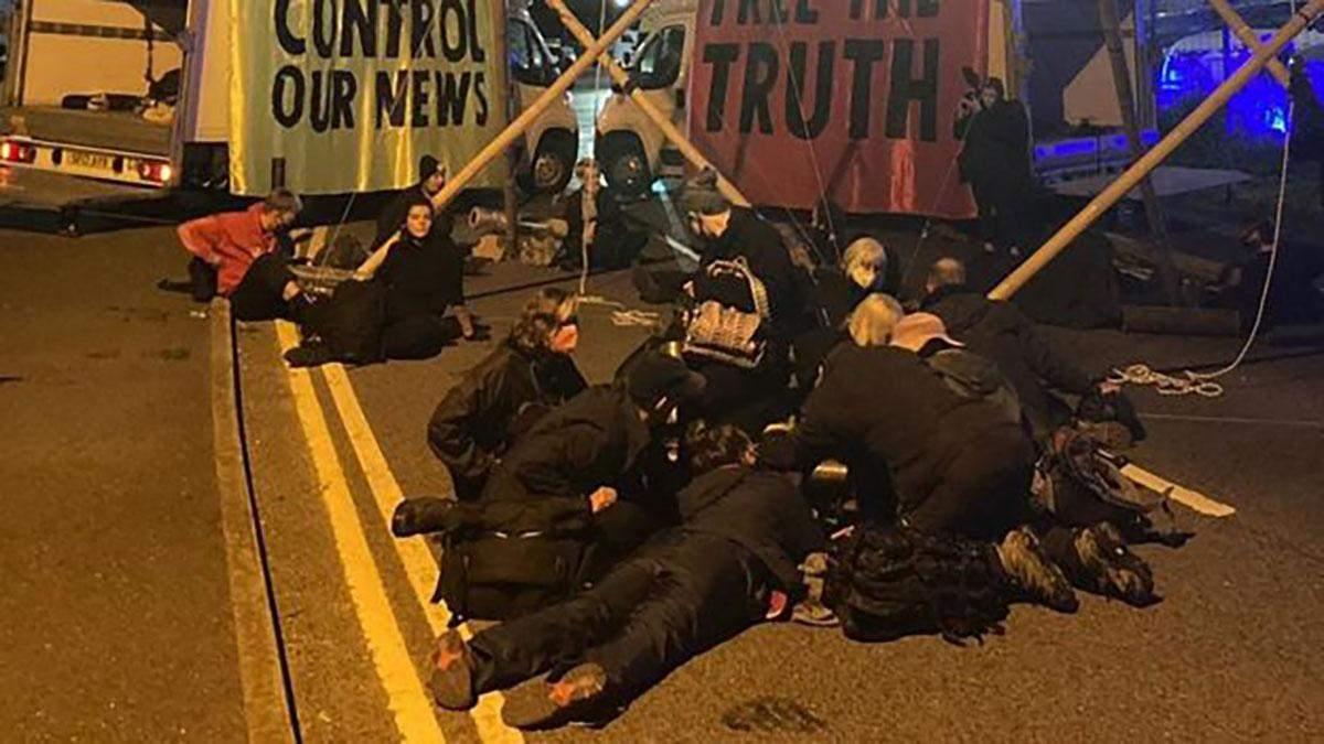 Фото з протесту