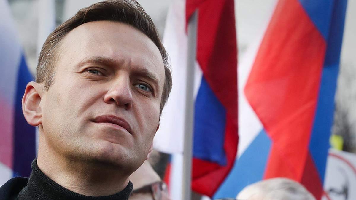МЗС Німеччини: Є багато ознак участі Москви в отруєнні Навального