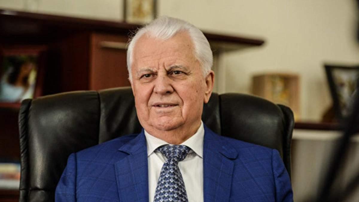 Кравчук оцінив заяву Пушиліна та озвучив мету термінового засідання ТКГ