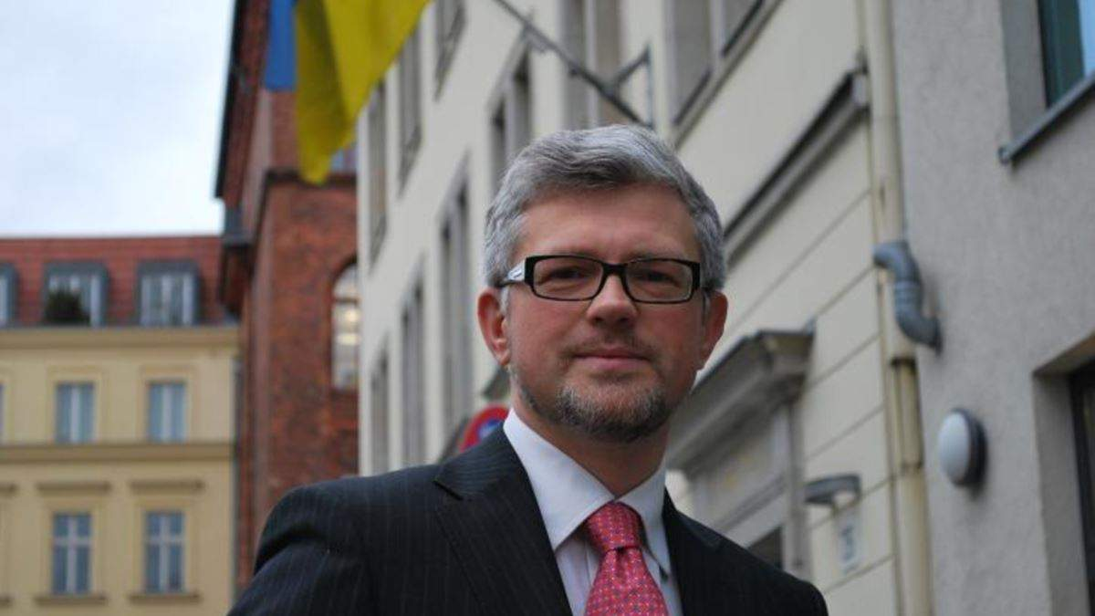 Отруєння Навального: Посол України Мельник запропонував Німеччині ввести ембарго на нафту та газ з Росії