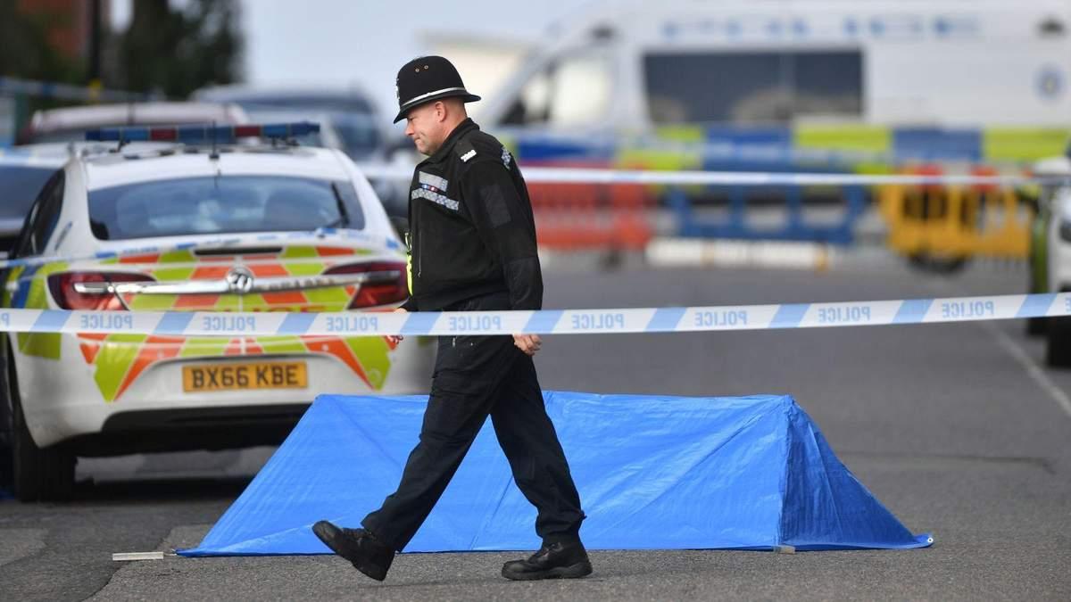 У британському Бірмінгемі сталися напади з ножем на перехожих