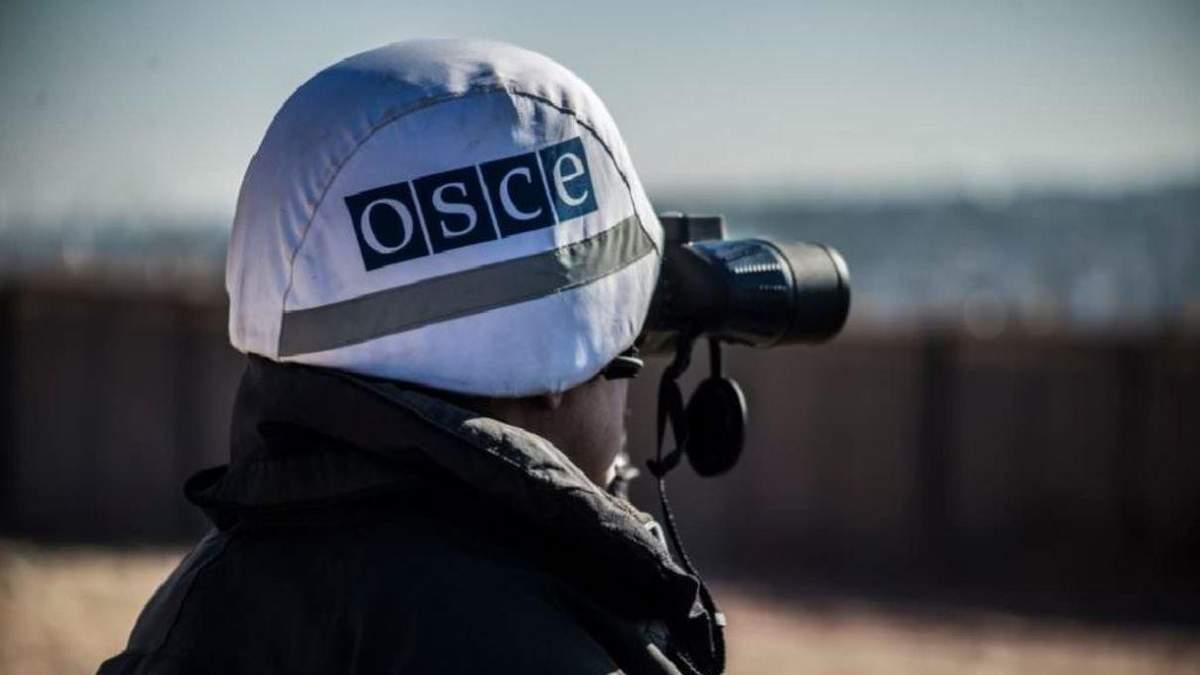 В ОБСЄ спростували закиди Пушиліна