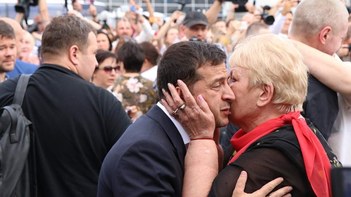 Зеленський пригадав перший обмін, що відбувся за його президентства