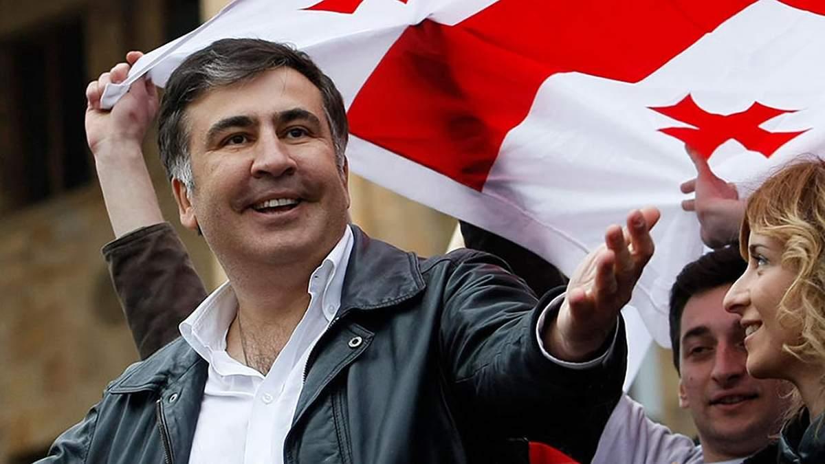 Саакашвілі погодився стати прем'єром Грузії: його висунула грузинська опозиція
