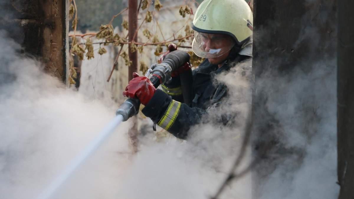 Пожежі завдають Україні величезних збитків