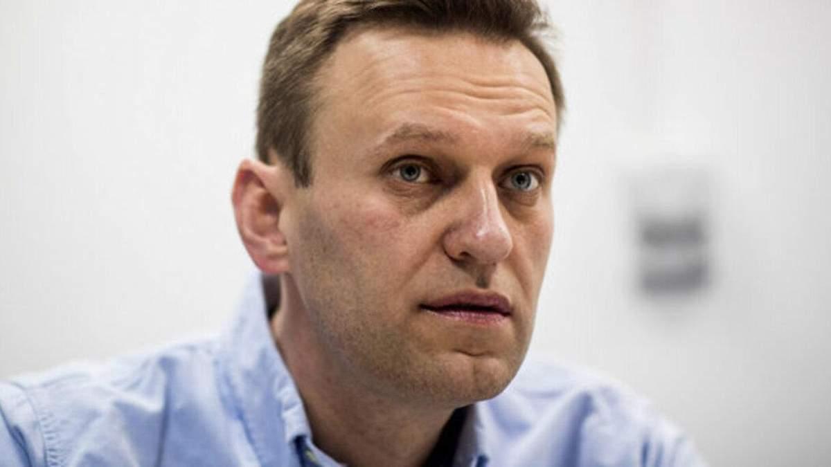 Олексій Навальний вийшов з коми – що відомо про стан активіста