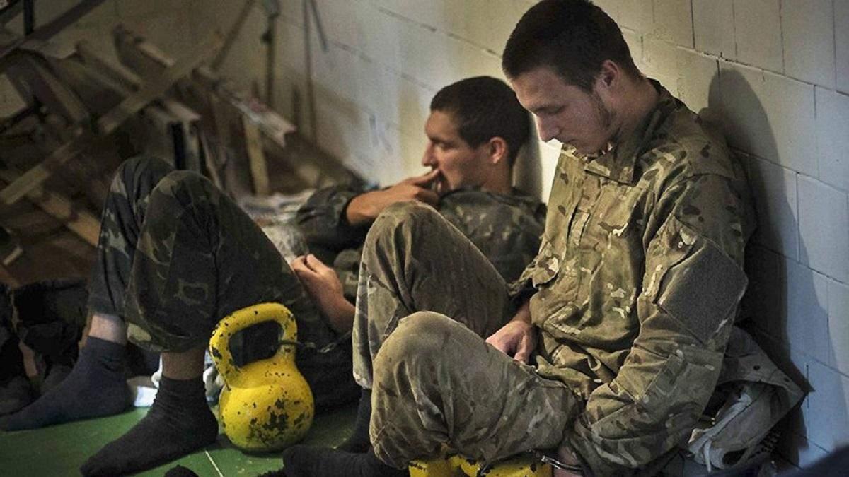 Українські бранці Росії просять допомоги у Верховної Ради