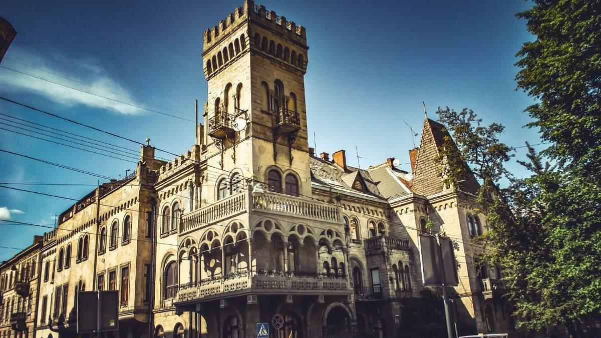 Приховані перлини Львова: 5 палаців міста лева, які не показують туристам – фото