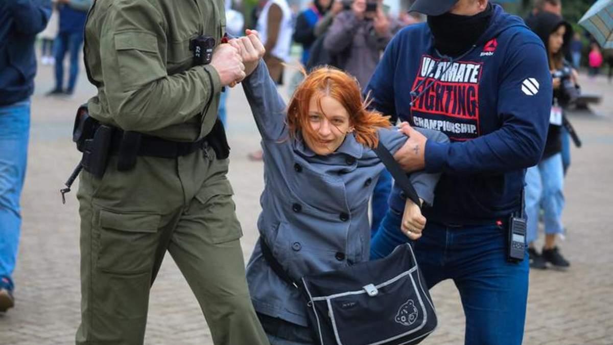 Новини, Білорусь 8 вересня 2020: протести сьогодні – відео