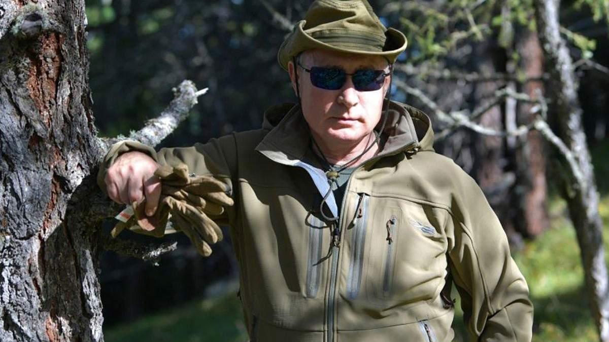 Путин вновь идет на повокации