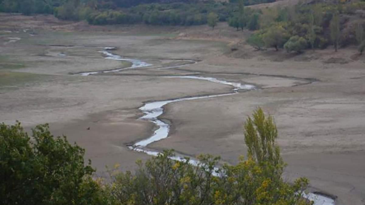 Російські ЗМІ зробили Україну відповідальною за водопостачання у Крим