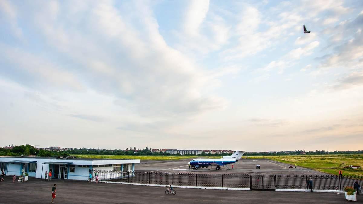 На Закарпатті побудують ще один аеропорт